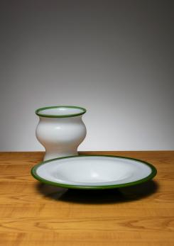 Compasso - Set of Two Pieces Manufactured by Venini