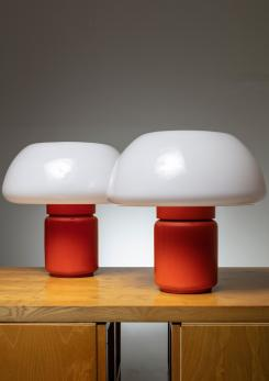 Compasso - Pair of Model 625 Desk Lamps by Elio Martinelli for Martinelli Luce