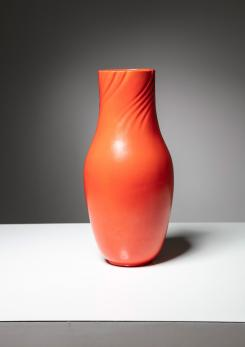 Compasso - Ceramic Vase by Giovanni Gariboldi for San Cristoforo / Richard Ginori